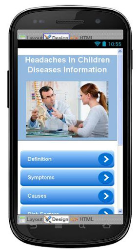 Headaches In Children Disease