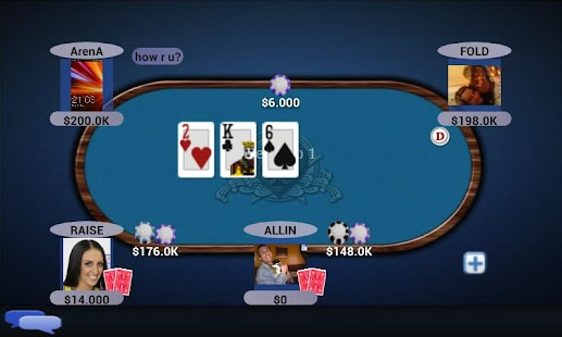 Texas Poker Face - screenshot thumbnail