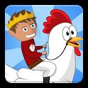 Chicken King Run icon