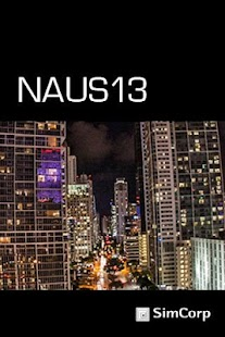 NAUS2013 - screenshot thumbnail