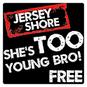 She's Too Young Bro! FREE icon