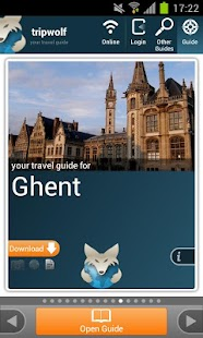 Ghent Travel Guide - screenshot thumbnail
