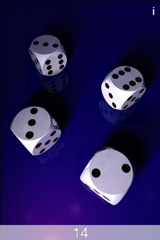 Four Dice- screenshot