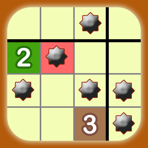 Sudoku Mine : new Minesweeper LOGO-APP點子