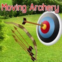 Moving Archery Free icon