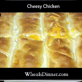 Chicken Roll Ups Crescent Rolls Recipes.