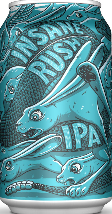 Logo of Bootstrap Insane Rush IPA