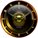 DELANE Designer Clock Widget icon