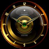 DELANE Designer Clock Widget