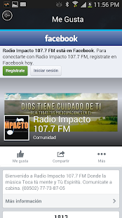 Radio Impacto Frontera- screenshot thumbnail
