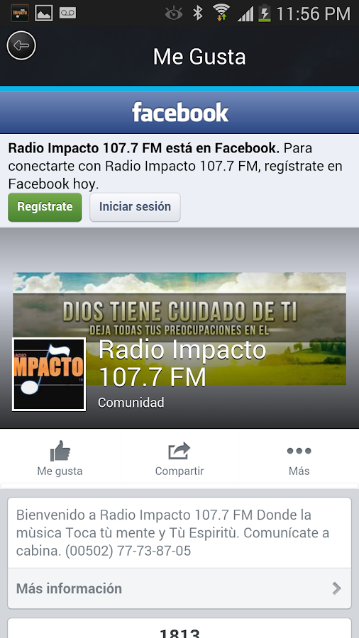 Radio Impacto Frontera- screenshot