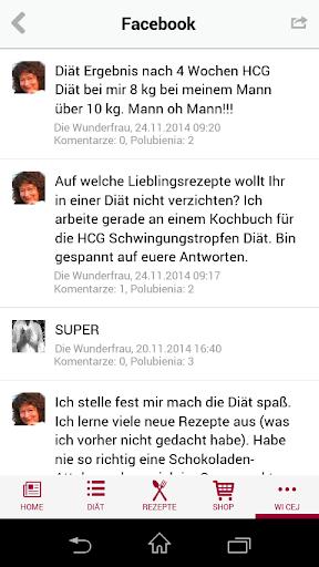【免費健康App】Sonja HCG Diät Zauber-APP點子