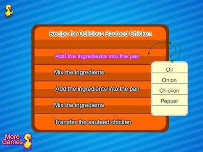烹飪美味的雞肉 休閒 App-癮科技App