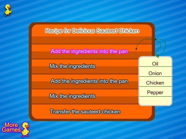 Cooking Delicious Chicken- screenshot
