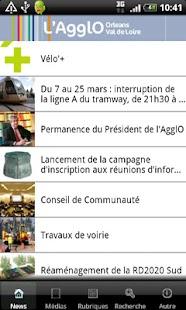 L'AgglO - screenshot thumbnail