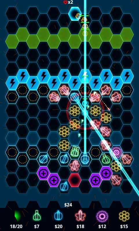 ZDefense HD Lite- screenshot