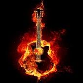 3D cool Guitar