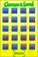 Screenshot of Word Search For Kids Free