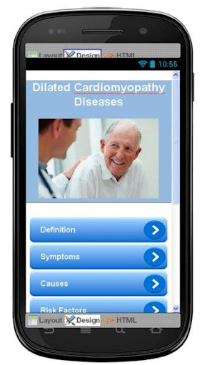 Dilated Cardiomyopathy Disease