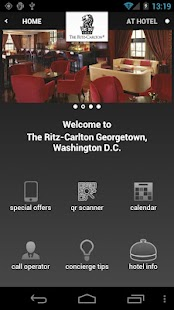 The Ritz-Carlton Hotels - screenshot thumbnail