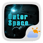 OUTERSPACE THEME GO WEATHER EX 1.3