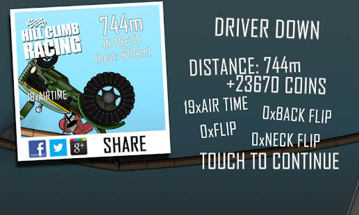 Hill Climb Racing Screenshot 23