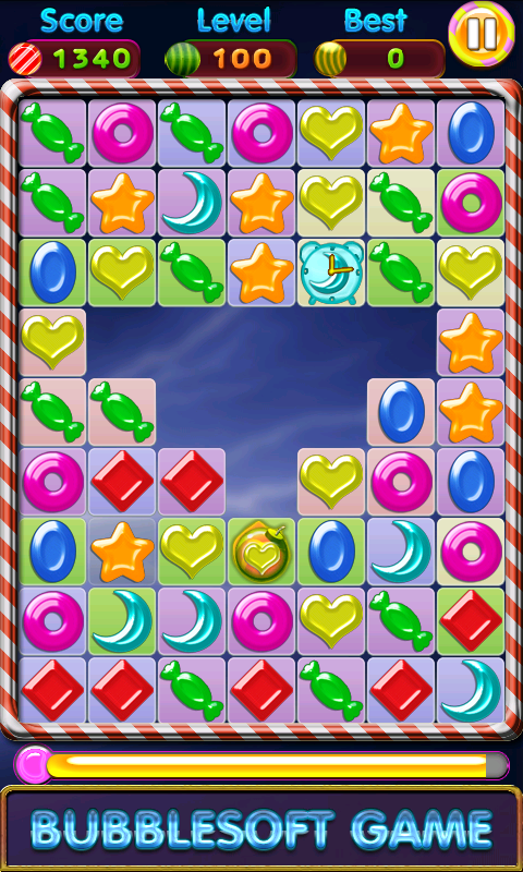Candy Quest- screenshot