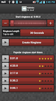 Screenshot of Ringtone Maker Pro