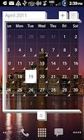 Screenshot of LauncherPro Plus s23 BLOCKS