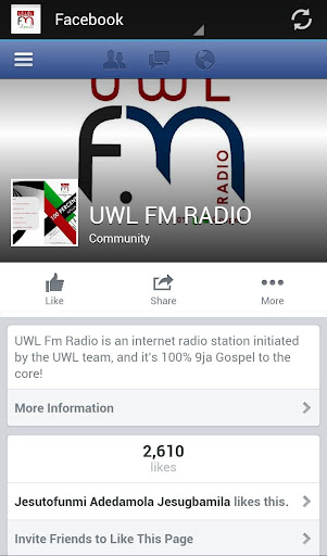 【免費娛樂App】UWL FM Radio-APP點子