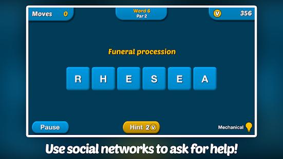 Verby - The Social Word Game- screenshot thumbnail