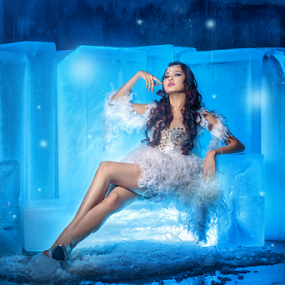 Ice Princess by Joemar Cabasan - People Fashion