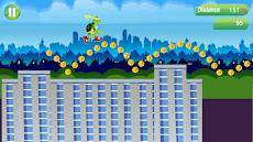 Turtle Runner Ninja Jumpのおすすめ画像1