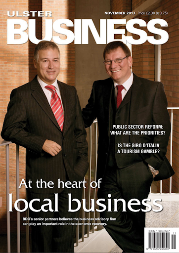 Ulster Business Magazine