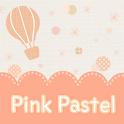 ピンクパステル アトム テーマ icon