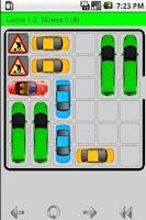 Screenshot of Blocked Traffic