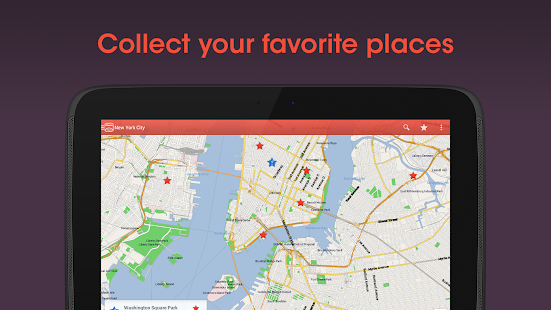 City Maps 2Go Offline Maps- screenshot thumbnail