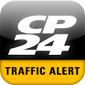 CP24 Traffic Alert logo