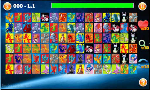 Onet Dragons MultiPlay
