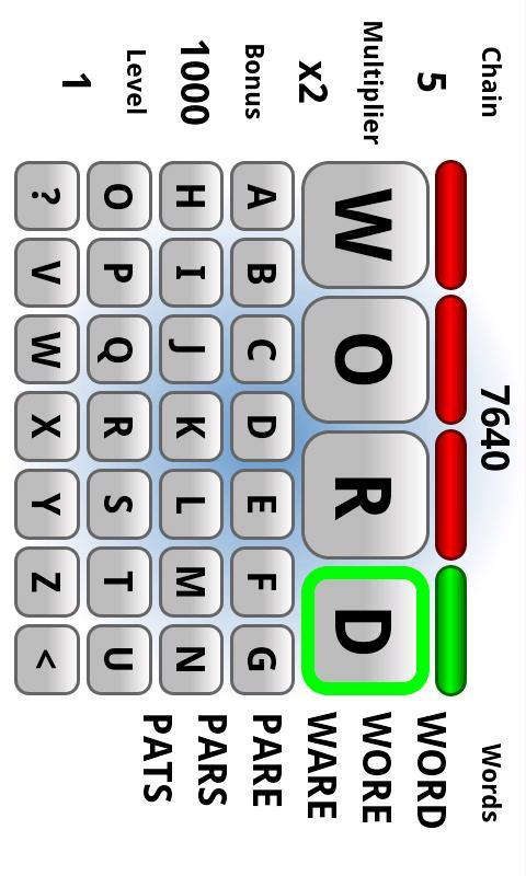 Word Chain Free- screenshot
