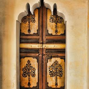 Palais Bahia, Marrakesh by Roxana McRoberts - Buildings & Architecture Public & Historical
