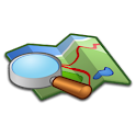 Map Distance icon