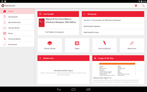 AAP Red Book screenshot for Android