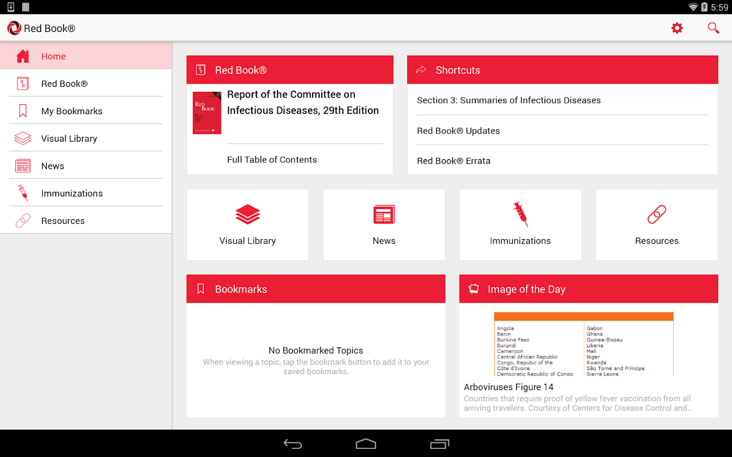 AAP Red Book- screenshot