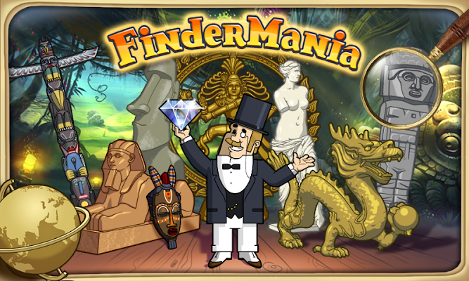 FinderMania - screenshot