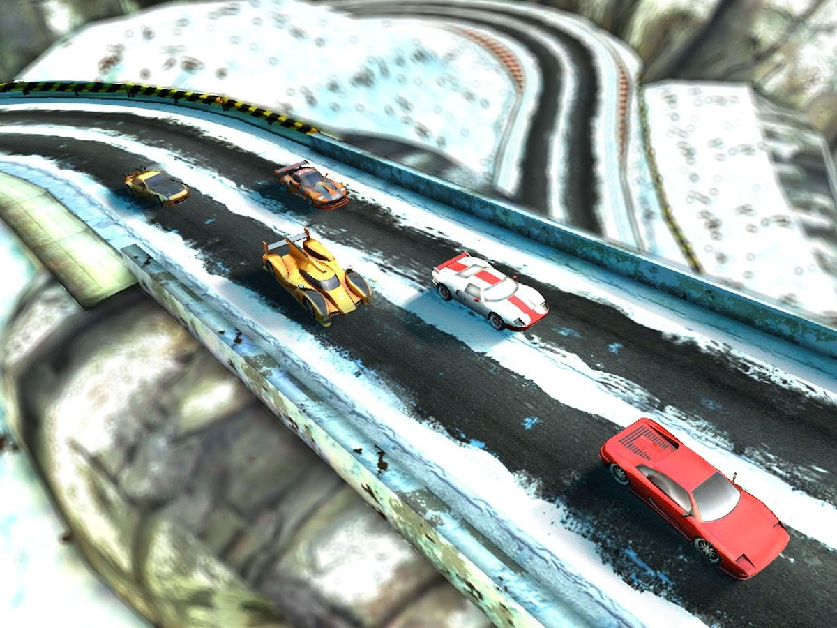 Real Need for Racing Speed Car- screenshot