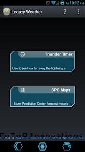 Legacy Weather- screenshot thumbnail