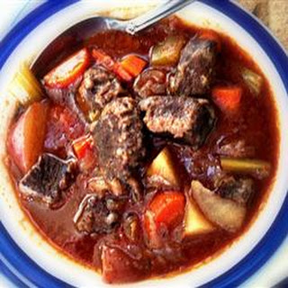 Five Star Venison Stew.