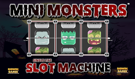 Mini Monsters Slot Machine HD