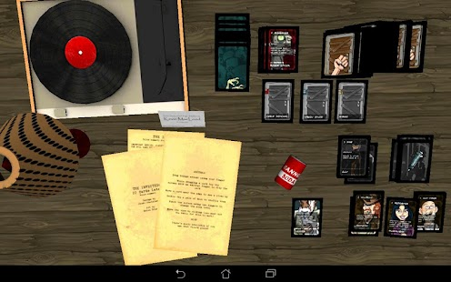 Infected: 22 Cards Later DEMO - screenshot thumbnail